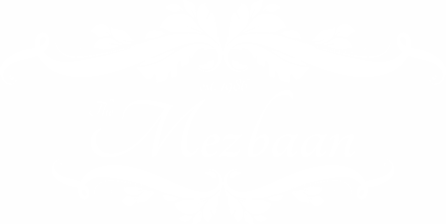 The mezbaan logo