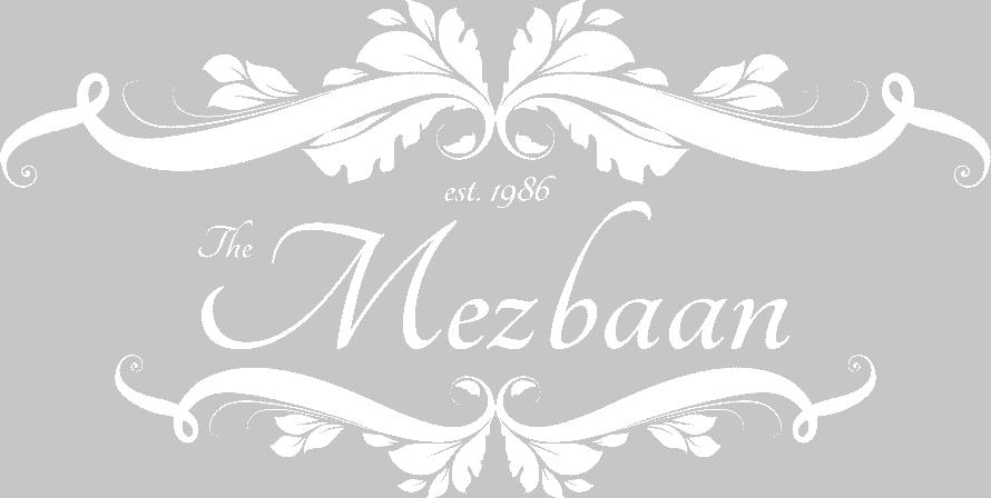 The mezbaan logo